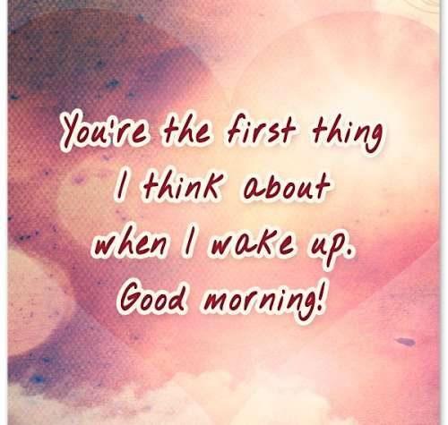 Sevgiliye Günaydın Mesajları