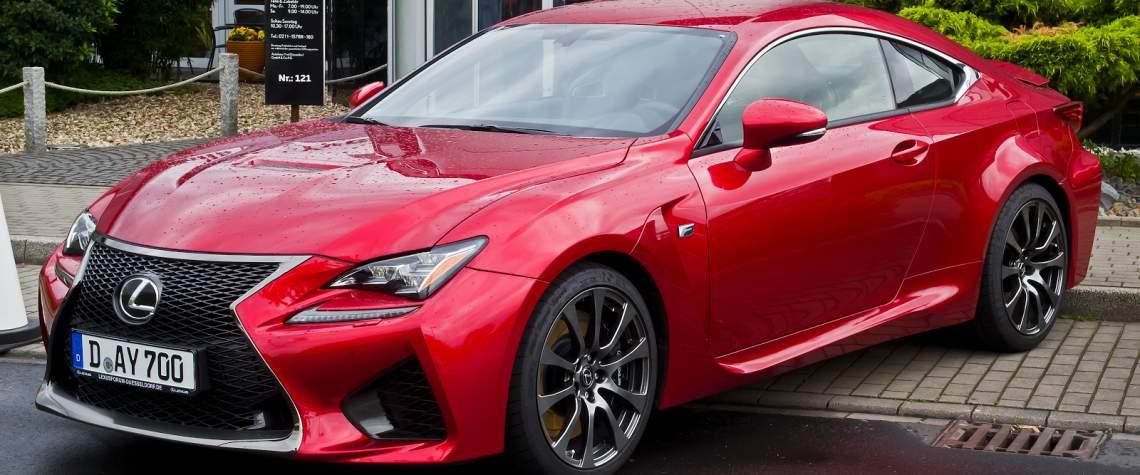 Lexus RC Fiyat