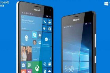 Windows 10 Mobile'da Zil Sesini Değiştirme