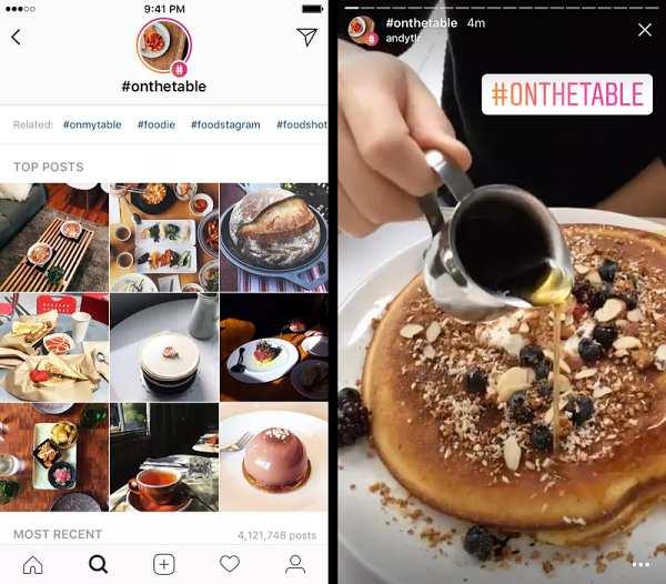 Instagram Hikayeleriniz (Stories)