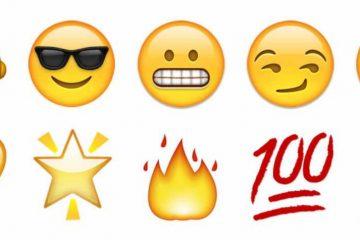 Snapchat emoji anlamları