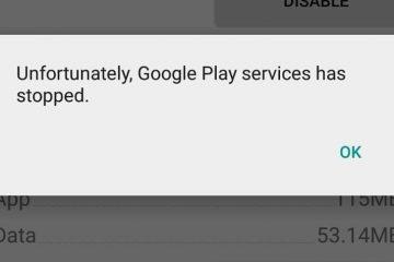 google play hizmetleri durduruldu