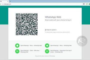 Whatsapp web kod