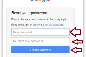 gmail şifremi unutum