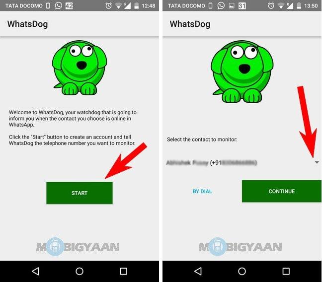whatsapp çevrimiçi bildirimi