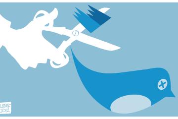 Twitter Nasıl Dondurulur