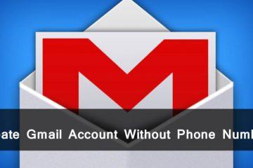 Gmail Hesabı Açamıyorum