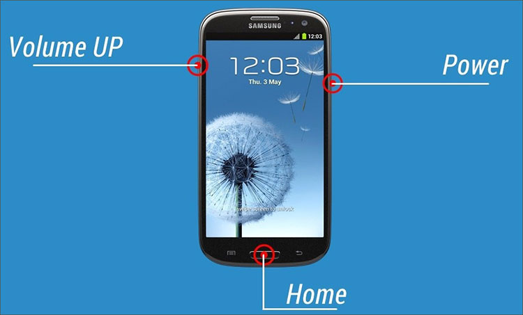 Samsung Telefon Sıfırlama, Samsung Format Atma