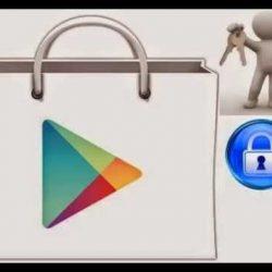 Google Play Store hesap şifremi unuttum