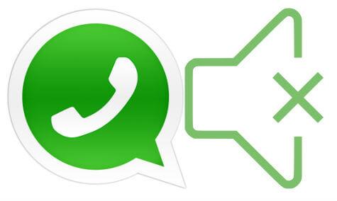 WhatsApp bildirim kapatma