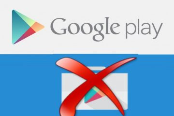 Google Play Hesap Silme