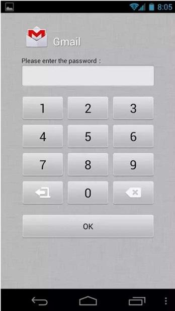 Şifre Koyma Programı