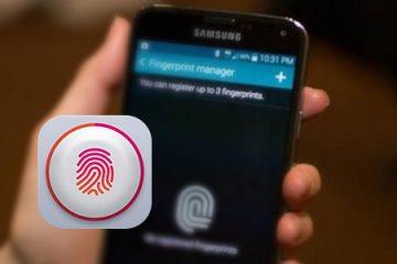 Samsung Telefon Ekran Kilitleri