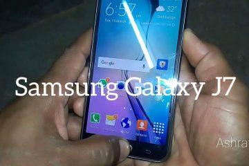 Samsung J5 J7 Ekran Görüntüsü Alma İşlemi