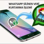 Whatsapp Silinen Fotoğrafları Geri Getirme Android