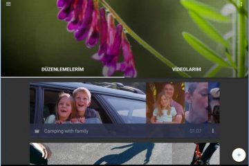 Ücretsiz En iyi Video Düzenleme Programı, Android, iOS