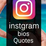 instagram Biyografi Sözleri ingilizce, Seçilmiş Sözler
