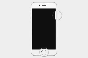 iPhone da Ekran Görüntüsü Alma İşlemi
