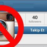 Takip Etmeyenler Bul instagram Kim Takip Etmiyor