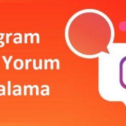 instagram Yorum Kopyalama
