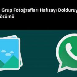 WhatsApp Grubu Fotoğrafları