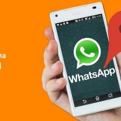 WhatsApp Üzerinden Yer Tespiti