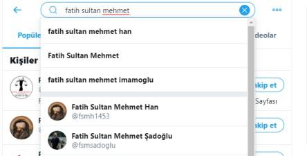 Twitter Gelişmiş Arama Nasıl Yapılır