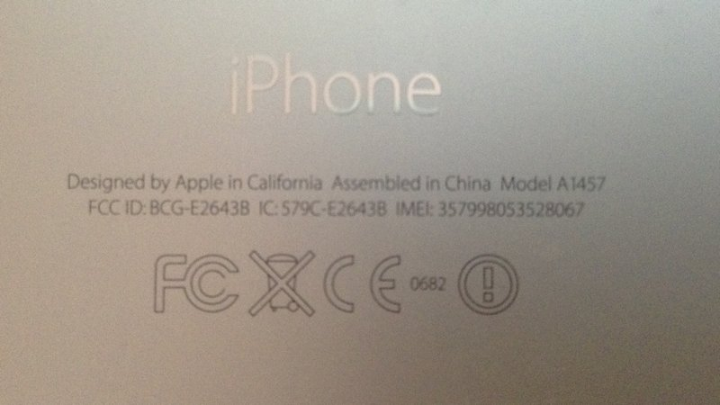 iPhone IMEI Numarası Sorgula